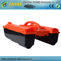JABO 5CG RC Fishing Bait Boat with GPS / Fish Finder / Casting Remote Controller model boats for sale