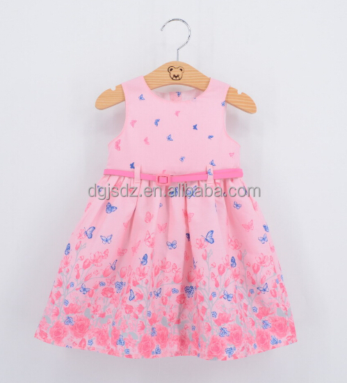 children colorful dress fancy girl dress