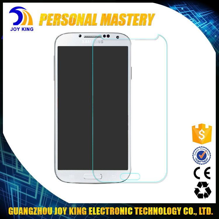 Wholesale Price Cell phone Touch Screen Glass For Samsung Galaxy S4 Tempered Glass Screen Protector