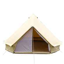 UK Cotton Canvas 5m Sibley Bell Tent