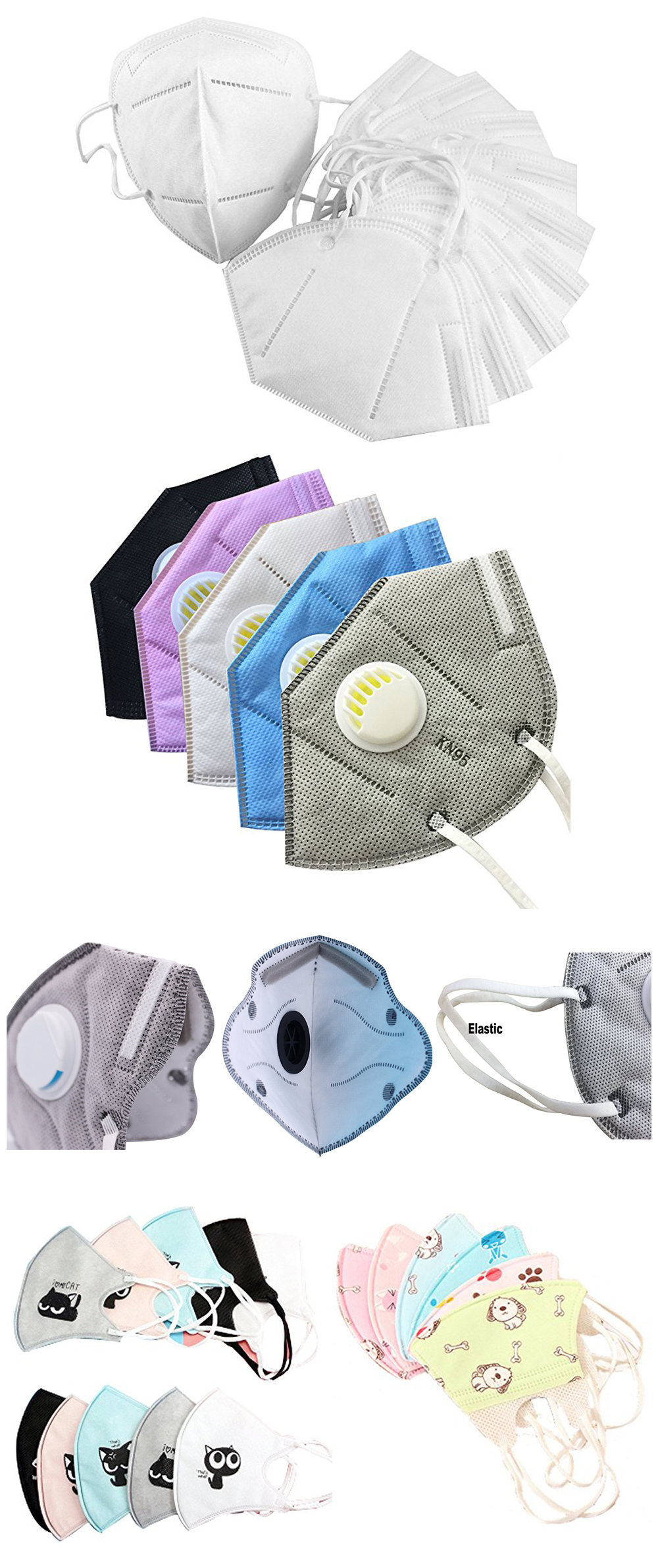 Disposable Dust Mask with Breathing Valve Making Machine