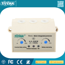 TH-5 motor integrated protection over-current protection relay three-phase phase failure protection