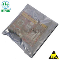 Btree esd shielding For Bag or Film