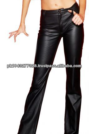 made of pakistan leather pants