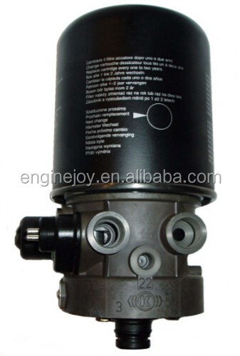 LA8242 air dryer use for truck replacement parts