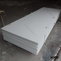 china solid surface prefab stone wall