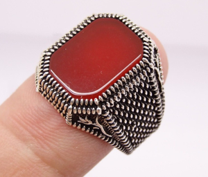 China supplier 925 silver jewelry wholesale men ring