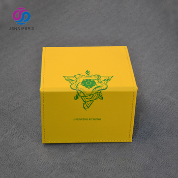 Custom paper cardboard double-lattice card box business cards box packaging for business cards packaging