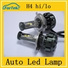 OEM products error free h4 led head light 50w car led headlight h4 New CR*EE