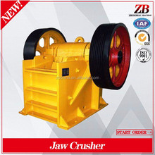 Durable stone cheap Jaw Crusher PE/PEX series with top quality