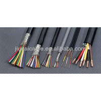 300V 80C PVC UL 2464 Computer Cable Copper wire Braiding Shielded Cable (**L)
