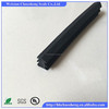Molding Black rubber weather strip and environment protecting