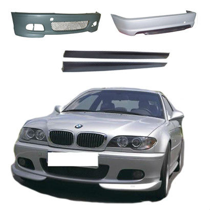 high quality body kit for 3SERIES E46 COUPE AC style 99~03