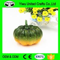 Crafts Festival Decoration Orange Lifelike Fake Pumpkins