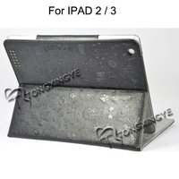 Protective PU Leather Cover for ipad Case, Waterproof Case for ipad