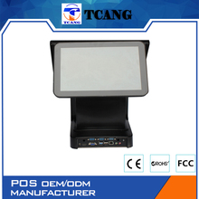 15 Inch touch screen POS system/android edc pos terminal/android pos terminal with printer