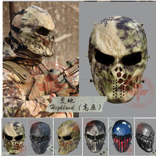 Face Mask Outdoor Motorcycle Cycling Hiking Skiing Protective Full Face Mask