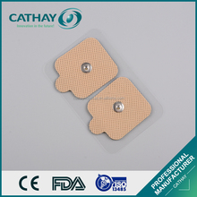 Best price FDA certificated self-adhesive ems tens electrodes for breast