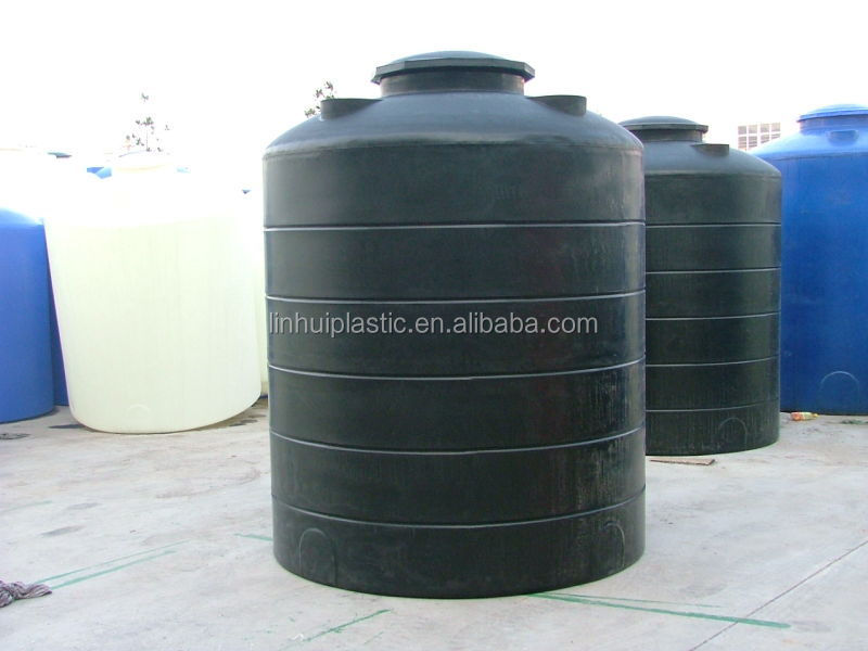Hot sale high quality 1000liter water tank for residential for Plastic hot water tank