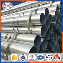 hot dipped galvanized steel pipe for construction