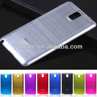 Aluminum brushed metal battery Mobile Phone case cover for Samsung Galaxy Note3 N9000