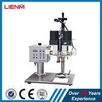Small Low speed manual capping machine for screw cap