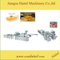 French Baguette Bread /automatic Bread Production Line/pita Bread cake making machine
