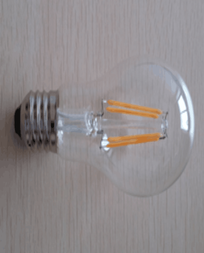 Ctorch 6w e27 led filament light bulb