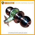 2016 safe tubular entry keyed lockset knobset