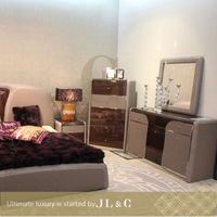Newly Luxury bedroom JB75-01 3 motors adjustable bed from JLC furniture(China supplier))