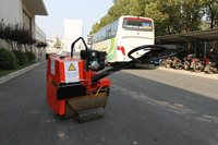 Freetech VR50 Single Drum Walk-Behind Vibratory Road Compactor