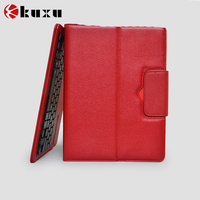 Bluetooth Wireless Keyboard 360 degree Rotating Stand Hard Case Cover for iPad Mini 1 2