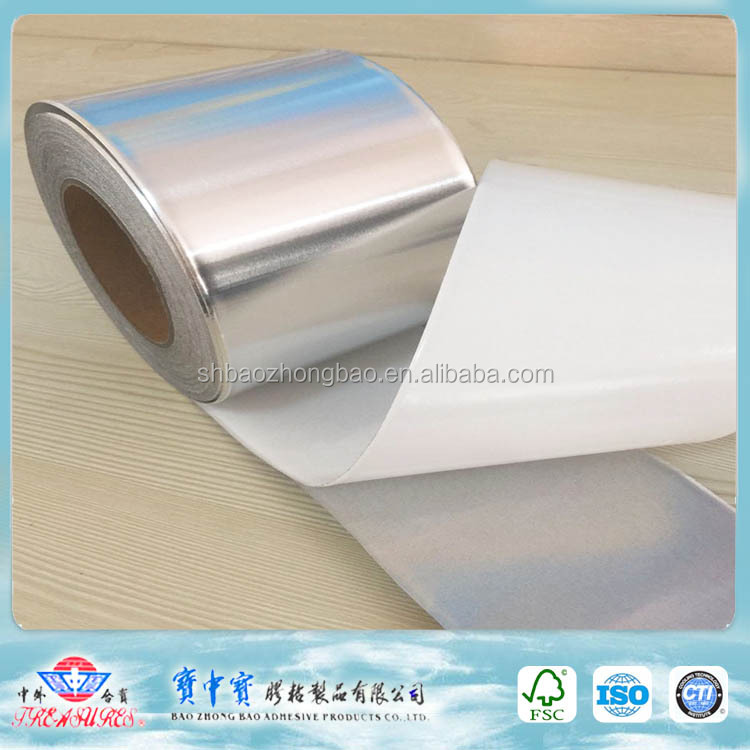 Self Adhesive Conductive Adhesive Electrically Conductive Aluminum Foil Tape