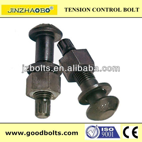 Tor shear type bolt for steel structure (ISO9001:2008 Certified)