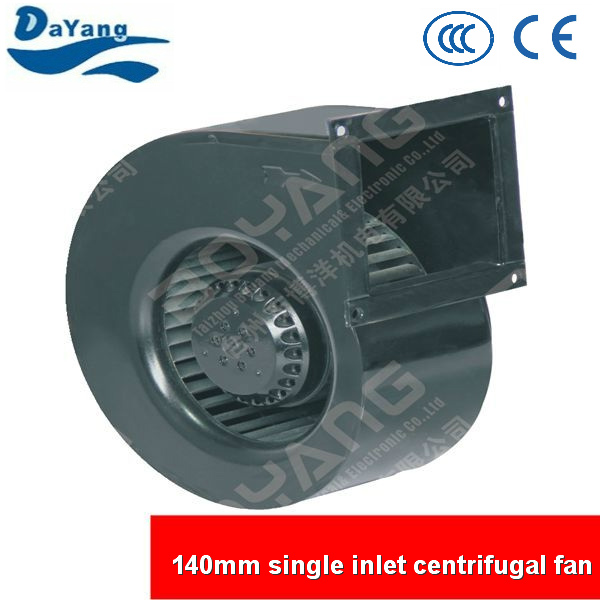 Hot sale!140mm AC single inlet small size centrifugal ventilation fan