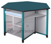 Attracted Furniture Price Steel Wood Pp Dental Laboratory Work Bench