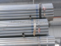 Yiwu Iron factory Pre Galvanized Steel Pipe
