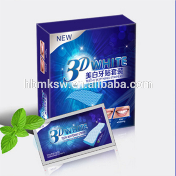 Teeth Whitening Strips, with Crest Supreme quality, teeth bleaching whitening strip