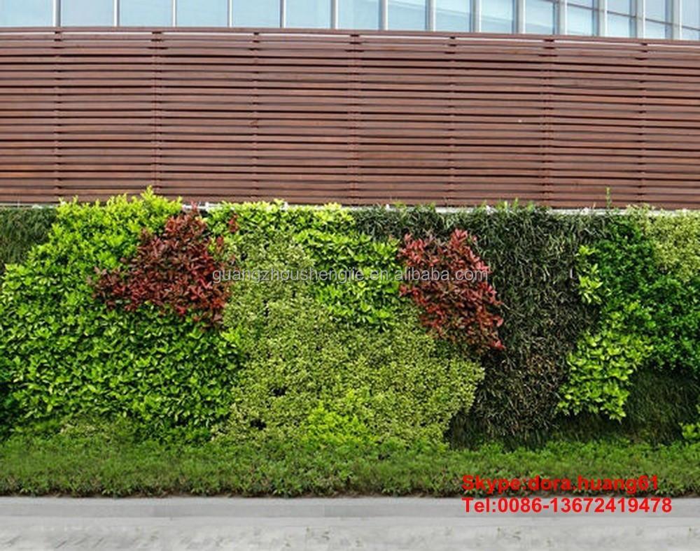 hanging mur v g tal artificielle mur vert gazon artificiel mur fleurs guirlande de d coration. Black Bedroom Furniture Sets. Home Design Ideas