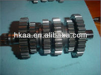 custom transmission first Shaft,shaft and gear assembly,lifting gear shaft