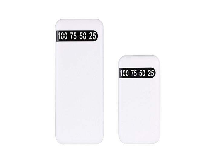 highest v0 fireproof case dual usb output lcd 10000mAh power bank for apple samsung mi meizu