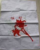 tea towel printing flour sack
