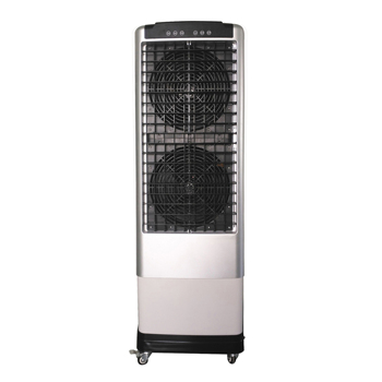 Home portable air cooler with over heat protection mobile