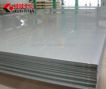 High quality ASTM B265 Titanium Plates and Sheets