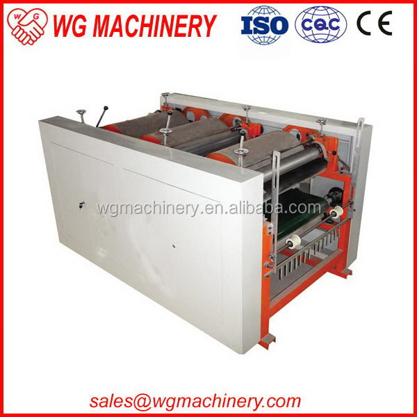 Best quality promotional non woven bag printing machine Guangzhou