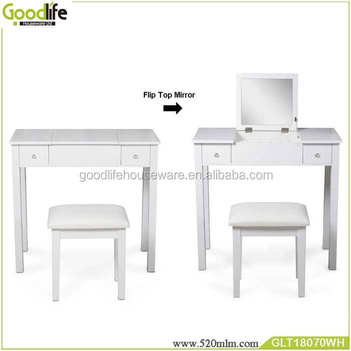 Goodlife factory new designs of dressing table with almirah