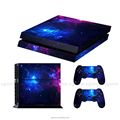 Fair universe galaxy for PS4 stickers skin 2 pcs controller protective skin
