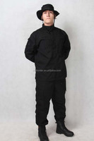 Wholesale air force black military camouflage uniform