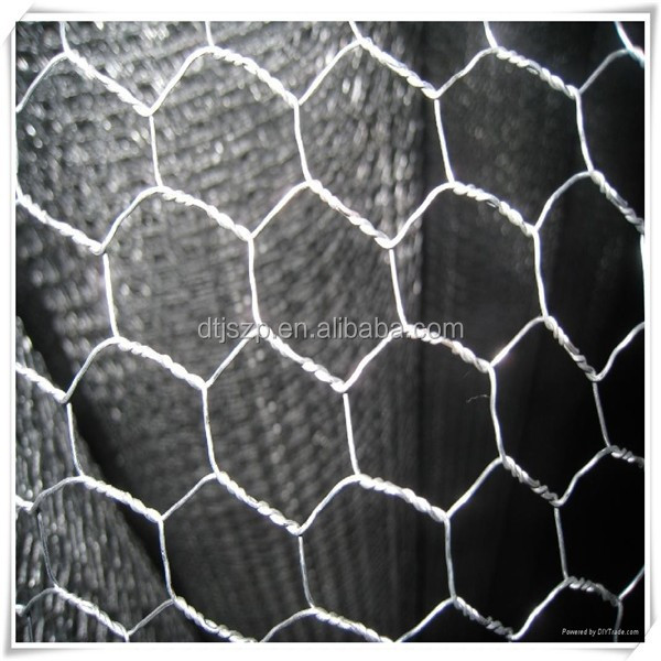 hexagonal wire netting wholesaler/domestic poultry wire fencing