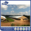 Prefab Light Steel Structure Kits Chicken Poultry House